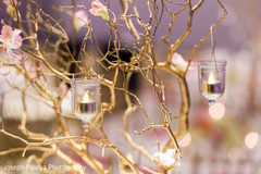 reception d?cor,floral and d?cor,indian wedding decorations,candlelight,mood lighting