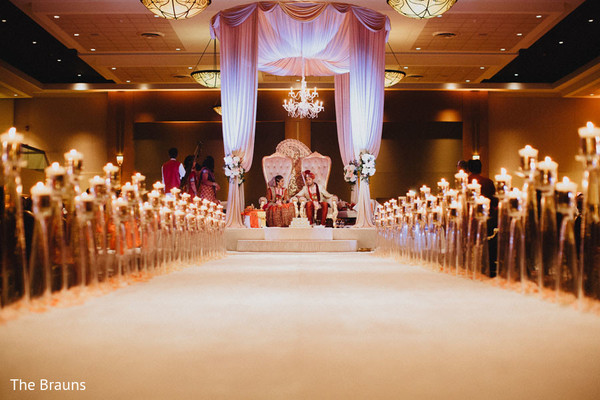 indian wedding ceremony,ceremony,south asian wedding,south asian wedding ceremony,aisle decor