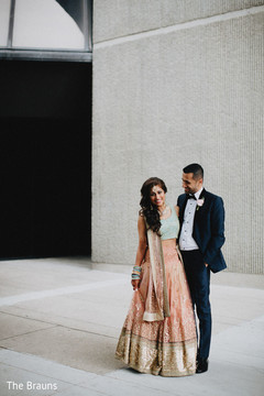 indian wedding reception,reception portraits,wedding reception lengha,reception lengha,reception lehenga,reception fashions
