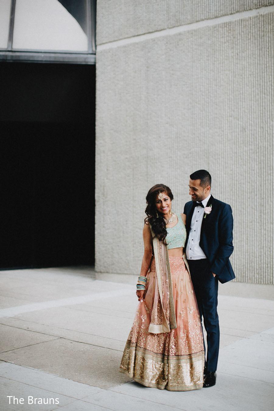 Columbus, OH Indian Wedding by The Brauns | Maharani Weddings