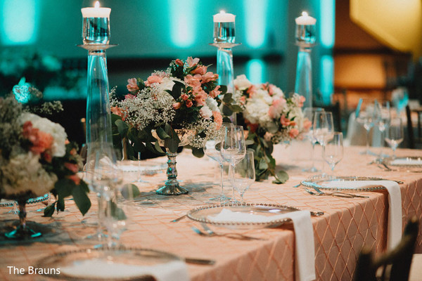 Floral & Decor in Columbus, OH  Indian Wedding by The Brauns