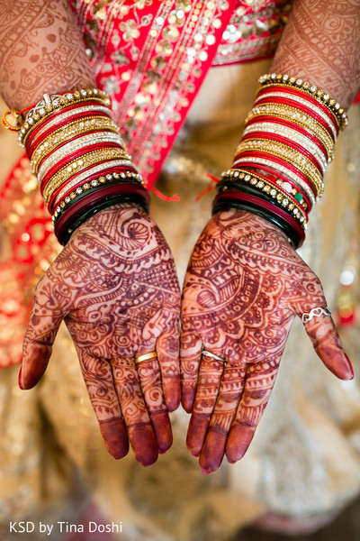 Mehndi in Cleveland, OH Indian Wedding by KSD Weddings