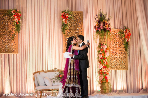 Photo in San Jose, CA Indian Wedding by Wedding Documentary Photo + Cinema