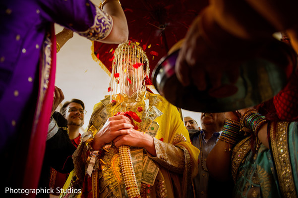 Baraat in Chantilly, VA Indian Fusion Wedding by Photographick Studios