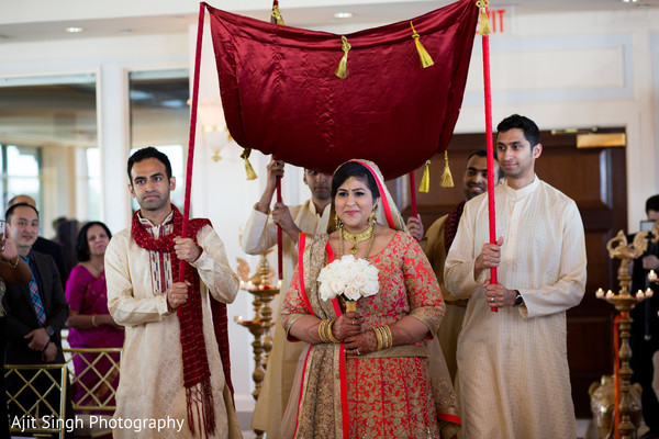 Fusion wedding in New Rochelle, NY Indian Fusion Wedding by Ajit Singh Photography