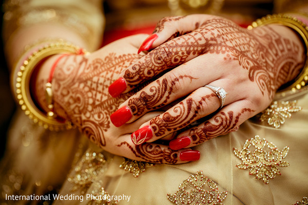 Mehndi in San Jose, CA Sikh Wedding by International Wedding Photography