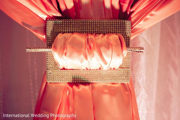 Reception decor in San Jose, CA Sikh Wedding by International Wedding Photography