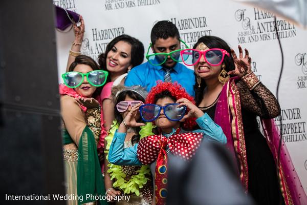Reception in San Jose, CA Sikh Wedding by International Wedding Photography