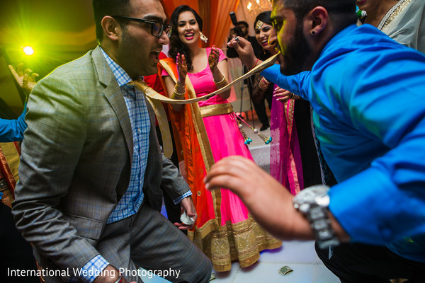 Reception in San Jose, CA Sikh Wedding by International Wedding Photography