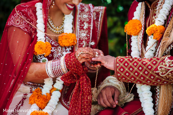 Indian wedding in Newport Beach, CA Indian Wedding by Matei Horvath Photography