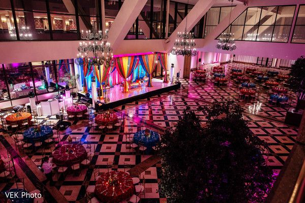 Mehndi party decor in Dallas, TX South Asian Wedding by VEK Photo