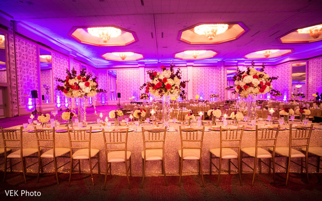 Nikkah decor in Dallas, TX South Asian Wedding by VEK Photo