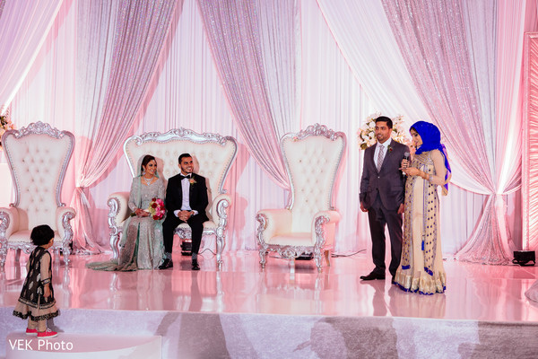 Walima in Dallas, TX South Asian Wedding by VEK Photo