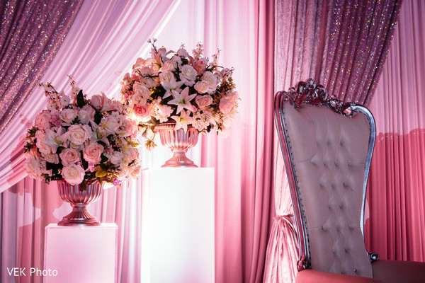 Walima decor in Dallas, TX South Asian Wedding by VEK Photo