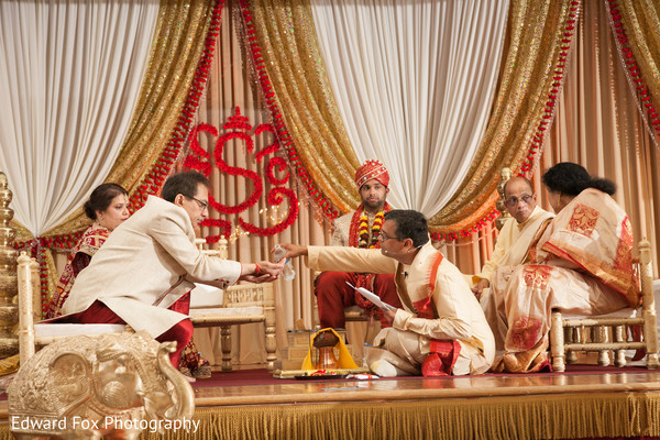 Hindu Ceremony in Chicago, IL Indian Wedding by Edward Fox Photography