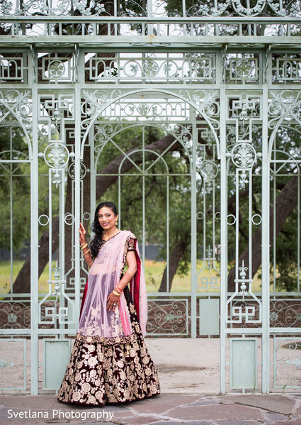 Bengali wedding portraits in Dripping Springs, TX Fusion Wedding by Svetlana Photography