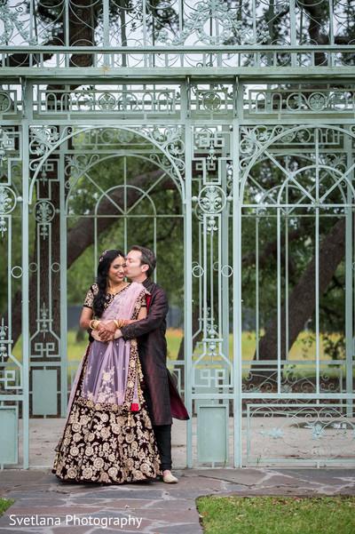 Bengali wedding portraits in Dripping Springs, TX Fusion Wedding by Svetlana Photography