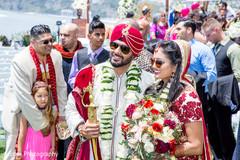 sikh groom and sikh bride
