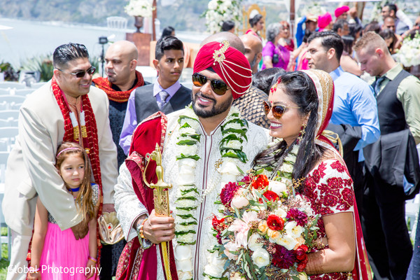 Dana Point Indian wedding by Global Photography in Dana Point, CA Sikh Wedding by Global Photography