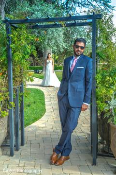 indian wedding reception,reception portraits,groom