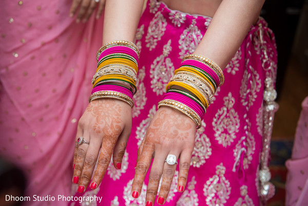 Indian wedding bangles in Delaware, PA Indian Wedding by Dhoom Studio Photography