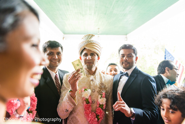 Indian groom in Delaware, PA Indian Wedding by Dhoom Studio Photography