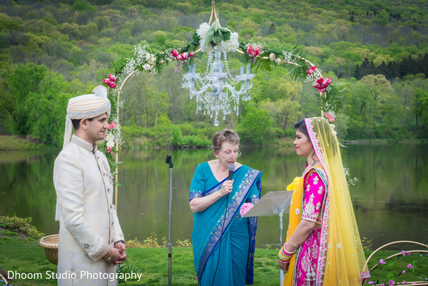 Indian wedding ceremony in Delaware, PA Indian Wedding by Dhoom Studio Photography