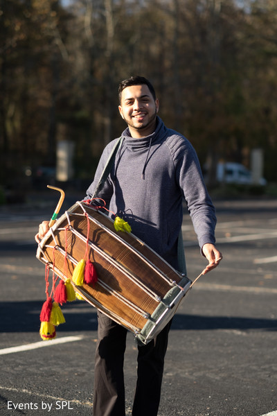 Dhol Player in Atlanta, GA Fusion by Events by SPL