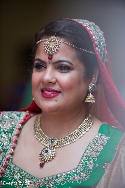 Indian Bride in Atlanta, GA Fusion by Events by SPL