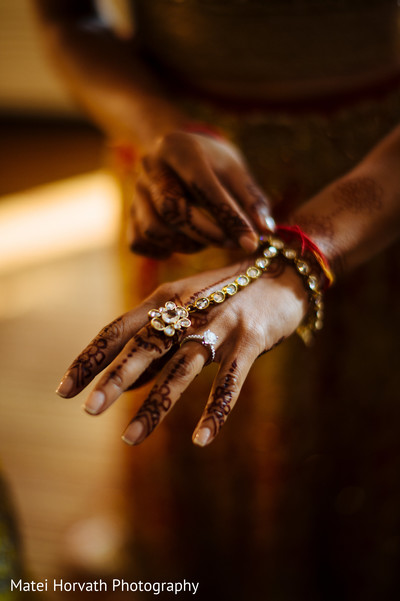 Hath phool in Somerset, NJ Sikh Wedding by Matei Horvath Photography