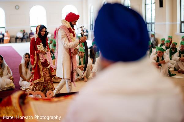 Sikh wedding in Somerset, NJ Sikh Wedding by Matei Horvath Photography