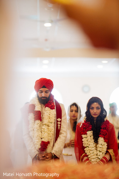 Sikh wedding in Somerset, NJ Sikh Wedding by Matei Horvath Photography
