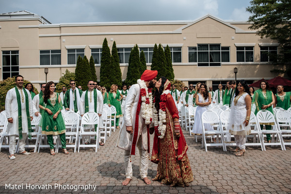 Indian wedding in Somerset, NJ Sikh Wedding by Matei Horvath Photography