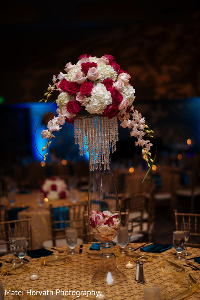Indian wedding decorations in San Jose, CA Indian Wedding by Matei Horvath Photography