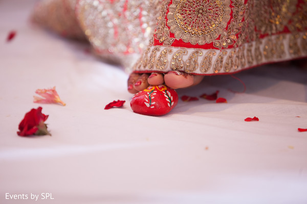 Indian Wedding Lengha in Atlanta, GA Fusion by Events by SPL