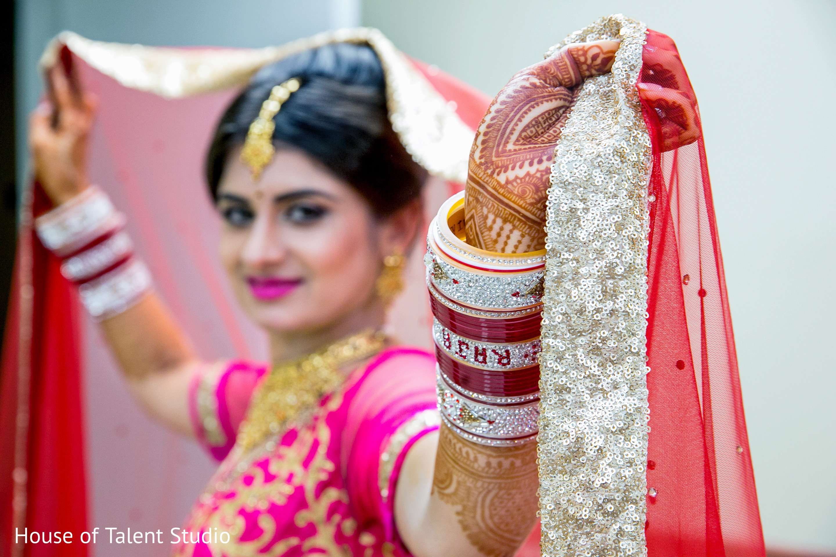 Mahwah, NJ Sikh Wedding by House of Talent Studio