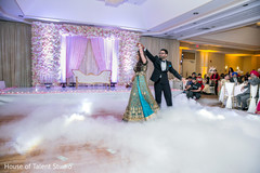 indian wedding reception,first dance,indian reception venue