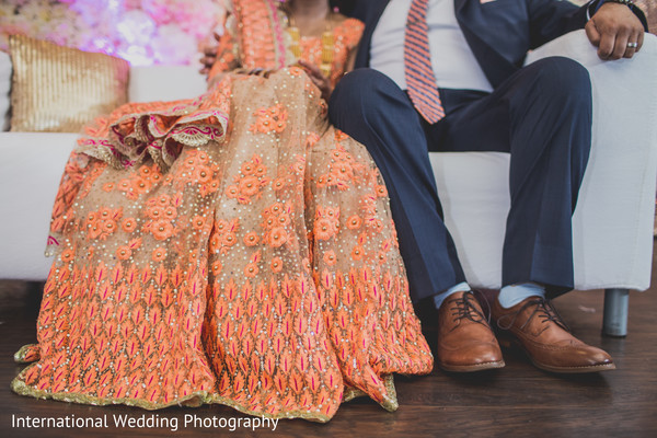 Wedding lengha in Livingston, CA Sikh Wedding by International Wedding Photography
