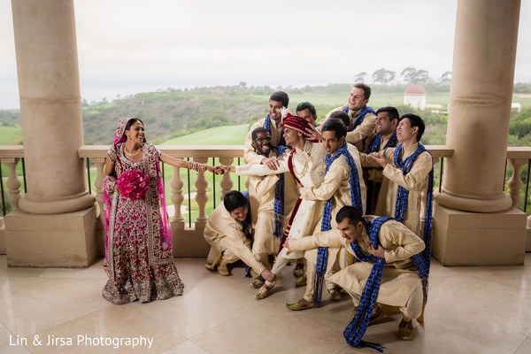 indian bride,groomsmen,groomsmen fashion,indian groom