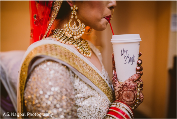 Indian wedding portraits in Cambridge, MD Indian Wedding by A.S. Nagpal Photography
