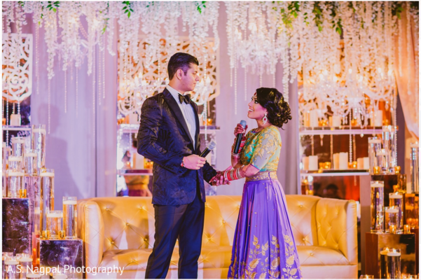 Reception photography in Cambridge, MD Indian Wedding by A.S. Nagpal Photography