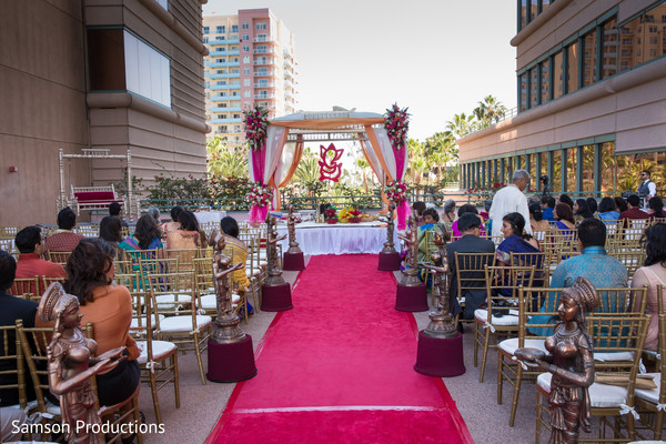 South Indian Traditional Wedding in Long Beach, CA Indian Wedding by Samson Productions