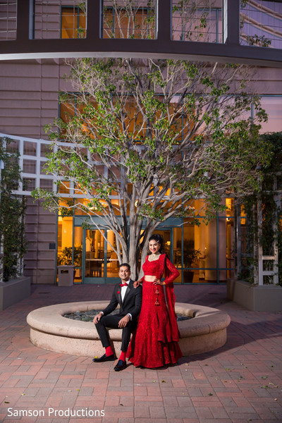 South Indian Wedding Reception in Long Beach, CA Indian Wedding by Samson Productions
