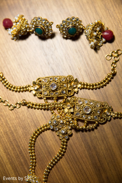 See this beautiful Indian bridal jewelry in Atlanta, GA Fusion by Events by SPL