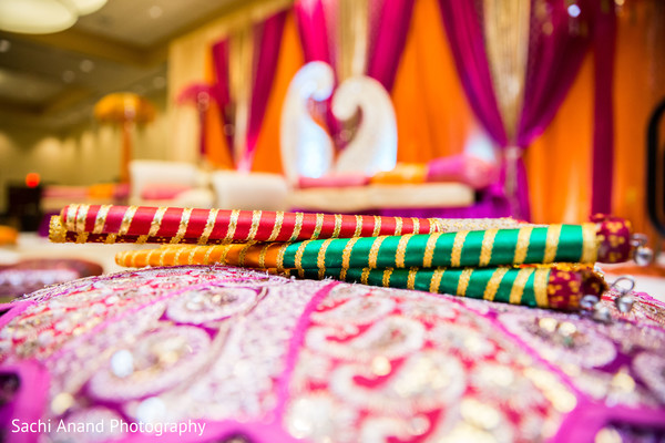 Wedding garba in Herndon, VA, Indian Wedding by Sachi Anand Photography