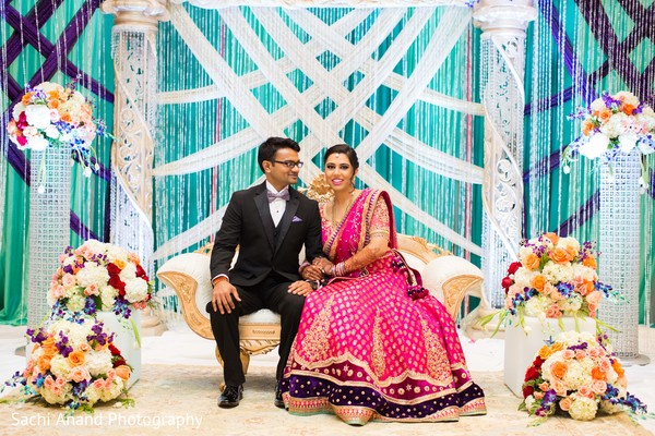 Sweetheart stage in Herndon, VA, Indian Wedding by Sachi Anand Photography