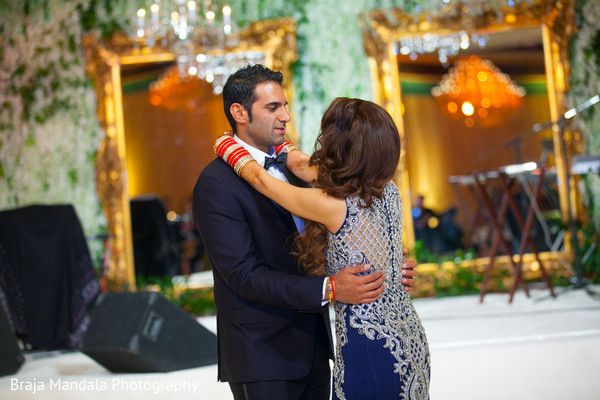 First dance in Westlake Village, CA Indian Wedding by Braja Mandala Photography