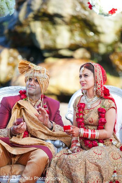 Indian wedding ceremony in Westlake Village, CA Indian Wedding by Braja Mandala Photography
