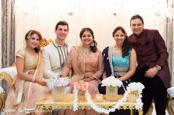 Indian Fusion Wedding in San Antonio, TX Indian Fusion Wedding by Semon Tam Photography