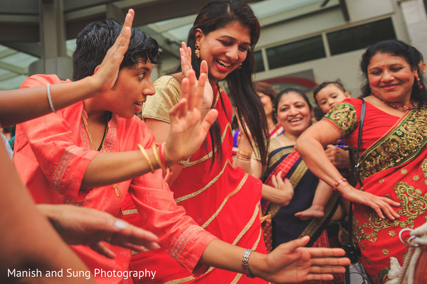 Baraat Ceremony in Lancaster, PA Indian Wedding by Manish and Sung Photography